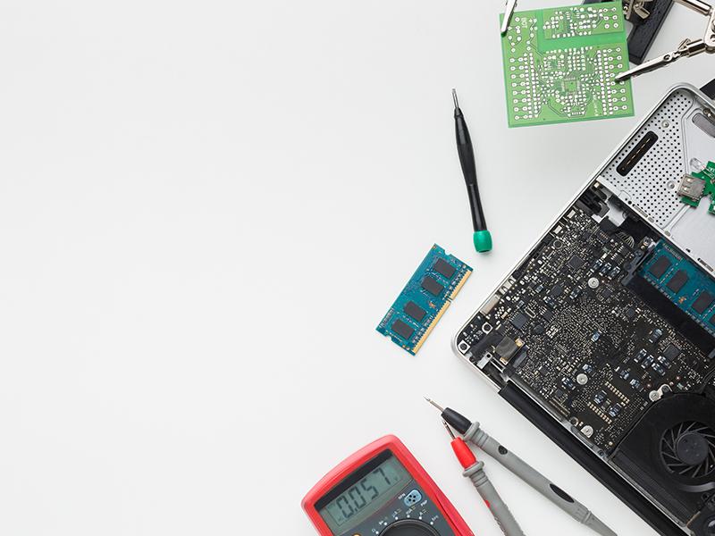 Macbook Mainboard Reparatur