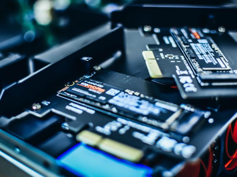 SSD Datenwiederherstellung