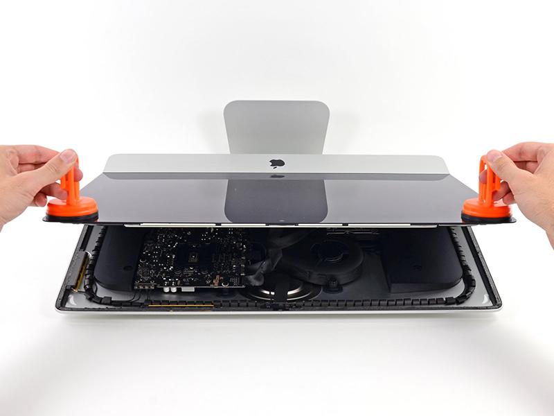 iMac Display Reparatur